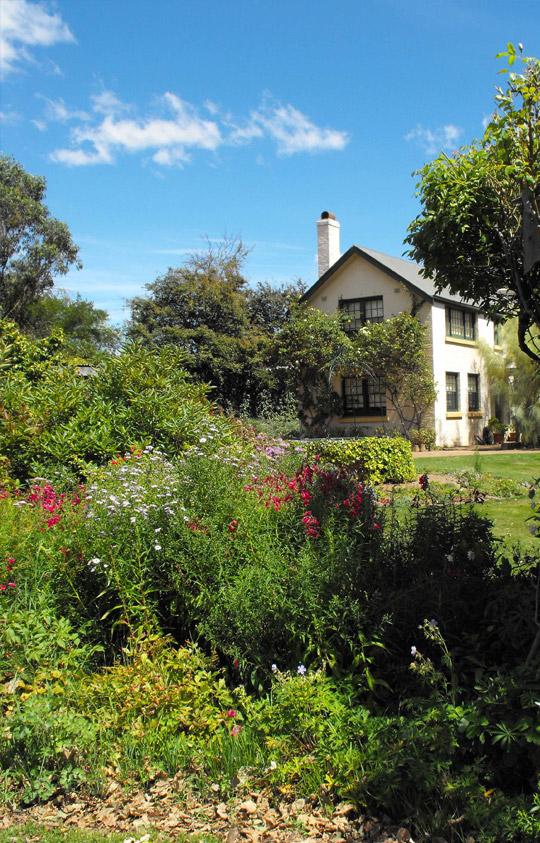 Franklin House - Country Hose